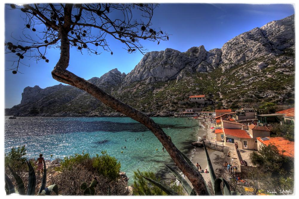 Marseille photographie paysage marseille calanque de for Agence de paysage marseille