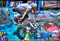 Jake Collins, Marseille, Sosh Freestyle Cup 2012 (World Cup Skateboarding)